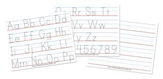printable alphabet tracing letters free a z tracing worksheets confessions of a homeschooler