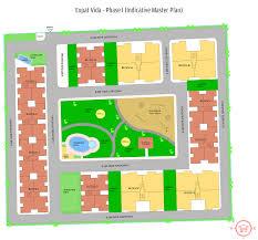 Tenement Floor Plan by Expat Properties Vida Panaji Goa 1 2 Bhk Apartments In A