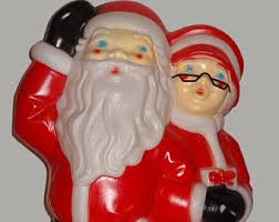 Vintage Christmas Lawn Ornaments by Christmas Lawn Decor Etsy