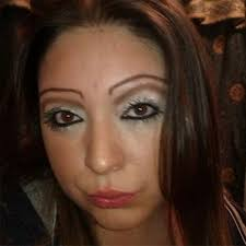 tattooed eyebrows fail tattoo collections
