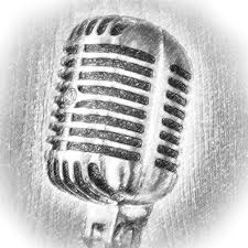 vintage microphone pencil sketch my photo of this micropho u2026 flickr