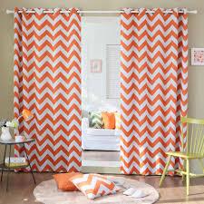 Chevron Pattern Curtains Home Decoration U0026 Accessories Best Curtains Treatment Design For