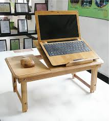 Bed Desks For Laptops Portable Laptop Desk For Bed Review And Photo