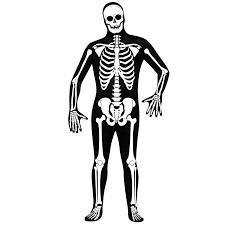 Maternity Halloween Costumes Skeleton by Skeleton Zentai Costume Buycostumes Com
