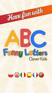 funny letters for kids android apps on google play