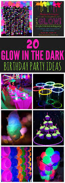glow party ideas epic glow in the party ideas pretty my party