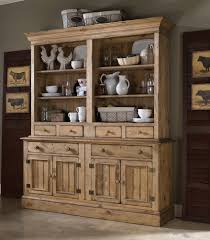 buffet open hutch la z boy furniture home is where the heart