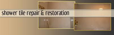 shower tile repair ace marble restoration vero florida