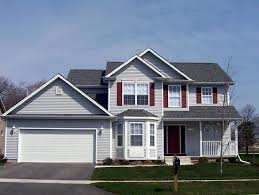 two story homes grande oregon level house plans 34462