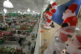 local outdoor decorators go snow global for the holidays the blade