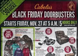 crossbow black friday sales cabela u0027s black friday 2015 deals now available see full list