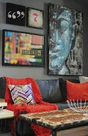 Bachelor Pad Home Decor 20 Masculine Bachelor Pad Living Rooms Home Design And Interior