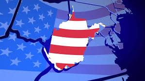 kentucky flag map kentucky ky state map usa america flag 3d animation stock footage