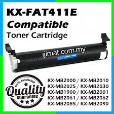 Toner Panasonic Kx Mb2085 panasonic 411e kx fat411e kxfat411 kx fat411 high quality