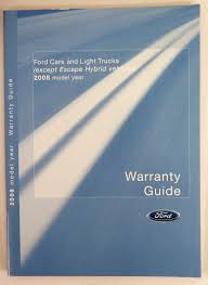 amazon com 2008 ford edge owners manual ford automotive