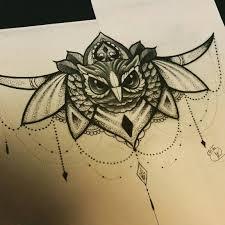 16 best my workz images on pinterest tattoo ideas mandalas and owl