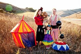 family halloween costumes 2014 the house of nash nash family circus halloween 2014
