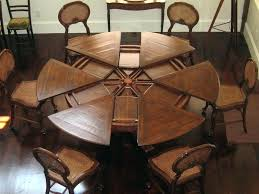 dining room tables seat 12 round dining room table seats