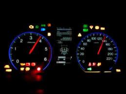 2009 Honda Cr V Gauges Diagnostic Youtube