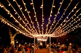twinkle lights 15 ways to decorate your wedding with twinkle lights