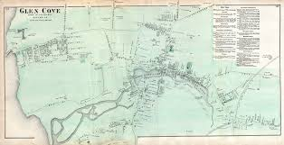 Old Map New York City by File 1873 Beers Map Of Glen Cove Queens New York City