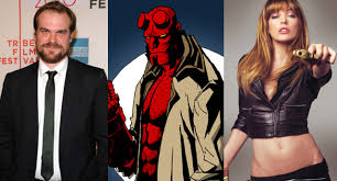 Hellboy Halloween Costume U2013 Milla Jovovich Joins David Harbour Hellboy Reboot