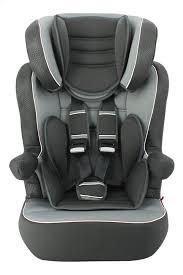 siege auto nania nania siège auto imax sp luxe groupe 1 2 3 shadow grey dreambaby