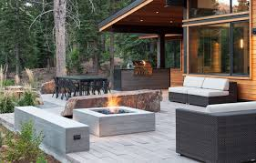 Contemporary Firepit 21 Outdoor Pit Designs Ideas Design Trends Premium Psd