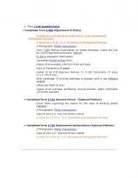 i 485 cover letter example the letter sample