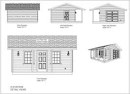 free house blueprints pool house plans free