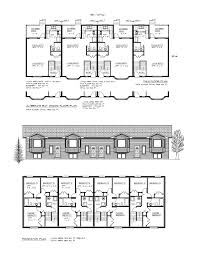 Multi Family Homes Plans Duplex And Multi Family Home Design Practical Home Design
