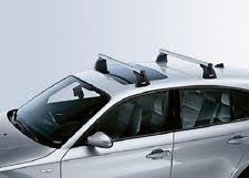 bmw 1 series roof bars car fixpoint roof racks ebay