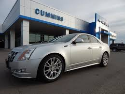 2012 cadillac cts premium for sale 2012 cadillac cts premium in weatherford ok 1g6dp5e33c0103904