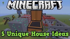 house ideas minecraft minecraft xbox ps3 5 house ideas youtube