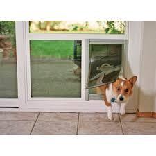 Dog Patio Patio Pet Door Conversion System Window U0026 Door