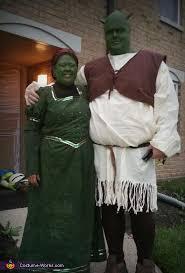 Fiona Halloween Costume Diy Shrek Fiona Costume
