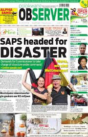 polokwane observer 17 july 2014 by polokwane observer issuu