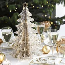 gold christmas tree table decoration amazon co uk kitchen u0026 home