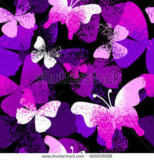 abstract pattern butterfly abstract seamless pattern girls pink butterfly stock vector