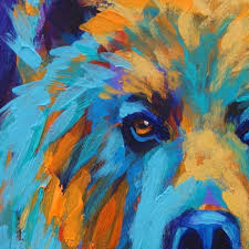 25 unique bear paintings ideas on pinterest bear watercolor