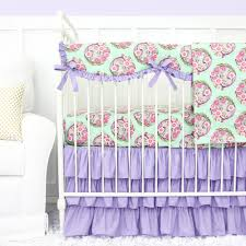 purple nursery bedding we adore u2013 caden lane