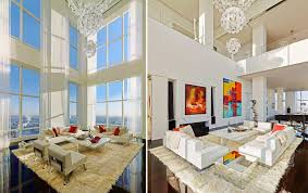 inside trumps penthouse 49 photos inside a billionaire s totally bonkers nyc penthouse