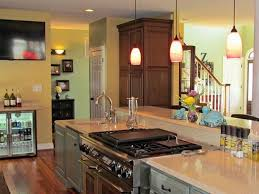 Kitchen Under Cabinet Tv by Under Cabinet Tv U2014 Smith Design Cool Small Kitchens With Tv