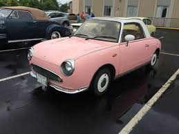 nissan figaro for sale kirkwood missouri welcomes 2015 great race and great ame