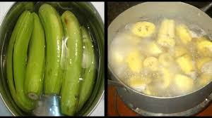 What To Drink Before Bed Boil Bananas Before Bed Drink The Liquid And You Will Not Believe
