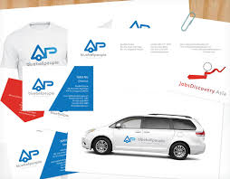 Car Name Card Design Corporate Identity Logo Name Card Brochure Designs Singapore
