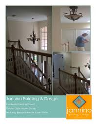 jannino painting design interior residential painting project
