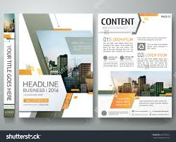 Real Estate Booklet Template by Brochure Design Template Vector Green Abstract Minimal Square