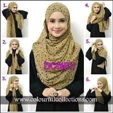 tutorial hijab syar i untuk pernikahan 11 best hijab style images on pinterest hijab outfit hijab styles