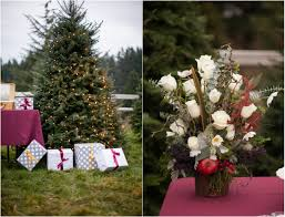 winter holiday rustic wedding rustic wedding chic